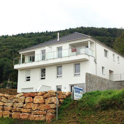 Domaine du Panorama Ferrette