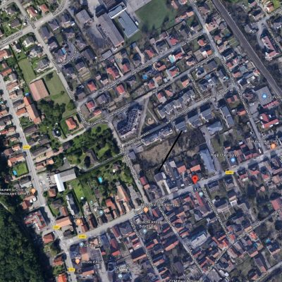 Au cœur de la région des 3 Frontières, la résidence L'Influence se situe rue du Maréchal Foch, dans un quartier résidentiel de Sierentz (68510).