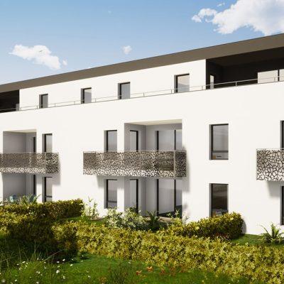 Lancement commercial de la résidence L'Orée du Bois à Saint-Louis Neuweg à partir d'octobre 2020